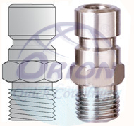 Mould Couplings Socket For PU Tube
