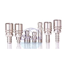 Quick Release Couplings, Straight Through Couplings
